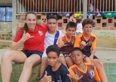 Vrijwilligerswerk in Colombia